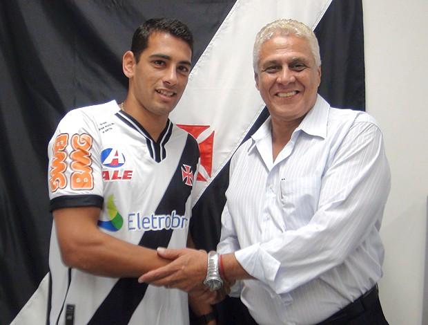 Diego Souza Vasco (Foto: Twitpic)