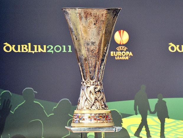 liga europa taça (Foto: AFP)