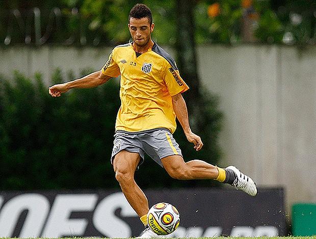 Felipe Anderson meia do Santos (Foto: Flickr Santos FC)