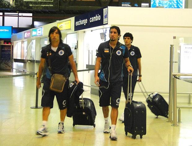 Cruzeiro Argentina (Foto: Fernando Martins / Globoesporte.com)