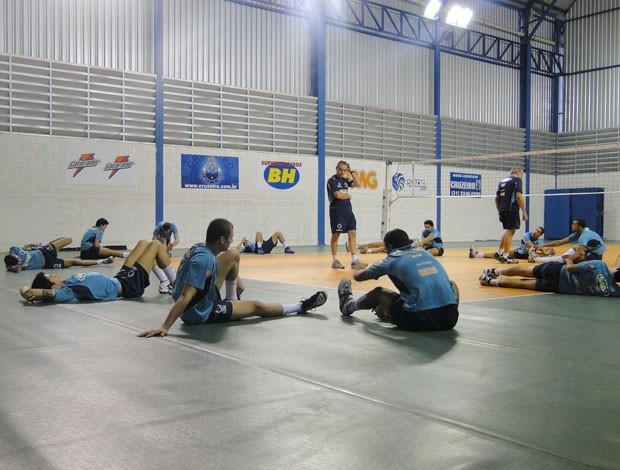 Sada Cruzeiro (Foto: Tarcísio Badaró / Globoesporte.com)