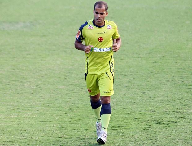 Felipe treino do Vasco (Foto: Fotocom)