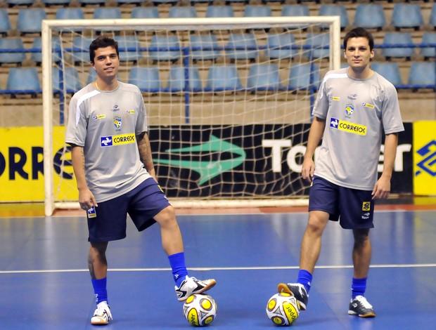 Jackson Dyego seleção de futsal (Foto: Luciano Bergamaschi/CBFS)