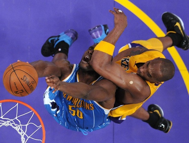 Kobe Bryant, dos Lakers (Foto: AP)