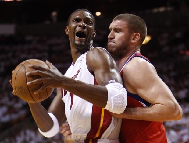 Chris Bosh, do Miami Heat (Foto: AP)