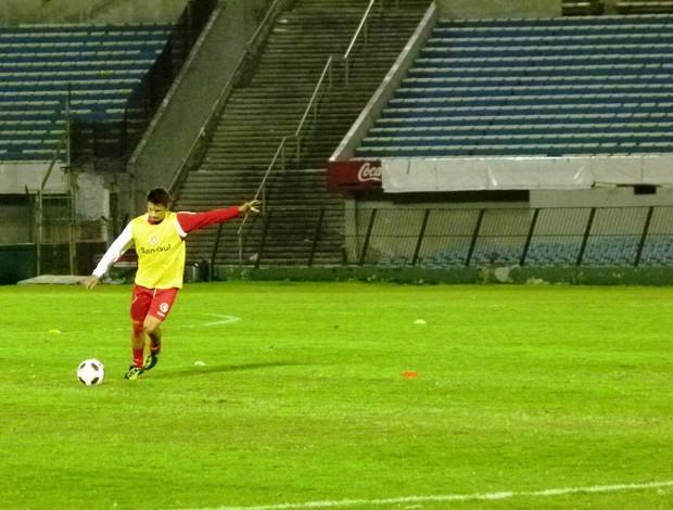Rafael Sobis, do Inter (Foto: Rodrigo Russomano / TratoTXT)