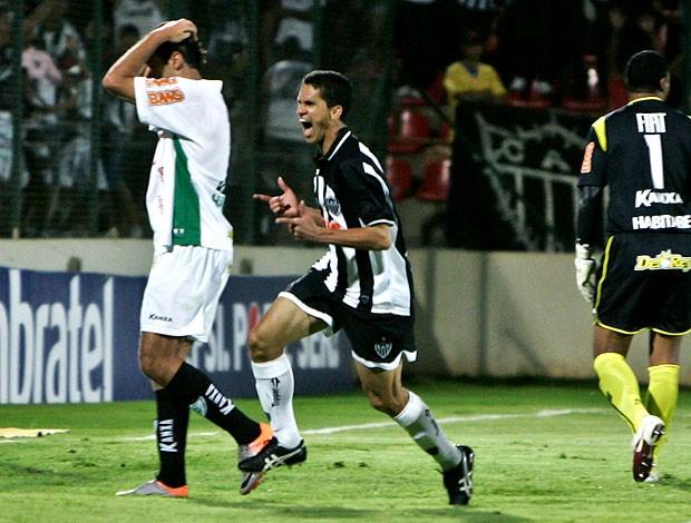 Magno Alves comemora gol do Atlético-MG contra o América-MG (Foto: Bruno Cantini / Site Oficial do Atlético-MG)