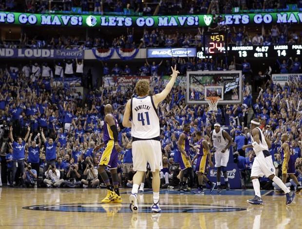 Dallas Mavericks (Foto: AP)