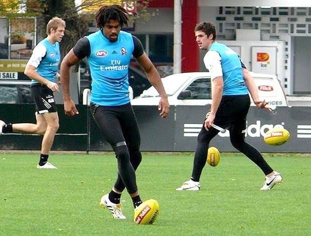 Harry O'Brien futebol australiano (Foto: Divulgação)