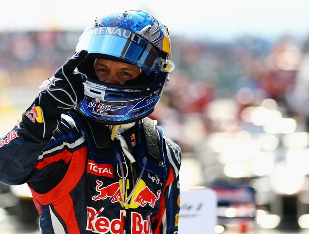 Vettel GP Turquia (Foto: Getty Images)