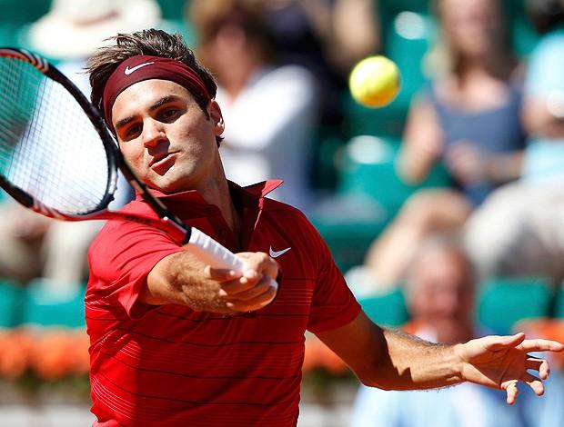 tênis roger federer roland garros (Foto: agência Reuters)