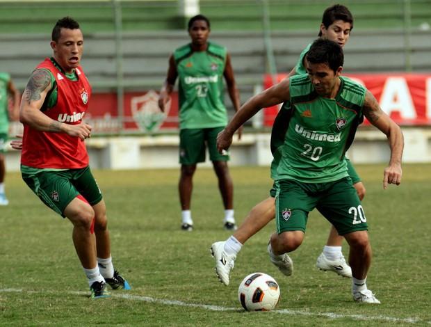 deco diogo fluminense (Foto: Ralff Santos / FluminenseFC)