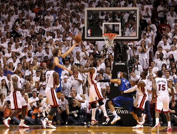 NBA Dirk Nowitzki Dallas Mavericks final (Foto: Getty Images)