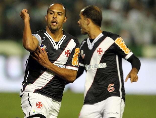 Anderson Martins Vasco x Coritiba (Foto: André Durão / Globoesporte.com)