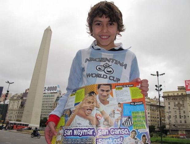 Guido Buenos Aires 2 (Foto: Leandro Canônico/GLOBOESPORTE.COM)