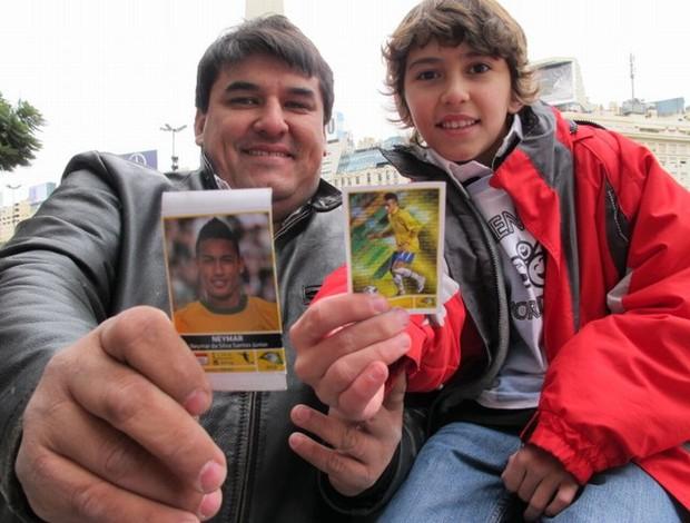 Guido e Diego Buenos Aires 2 (Foto: Leandro Canônico/GLOBOESPORTE.COM)