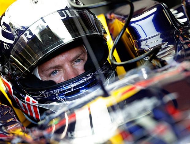 Sebastian Vettel Adrian Sutil fórmula 1 F-1 Valencia (Foto: Reuters)