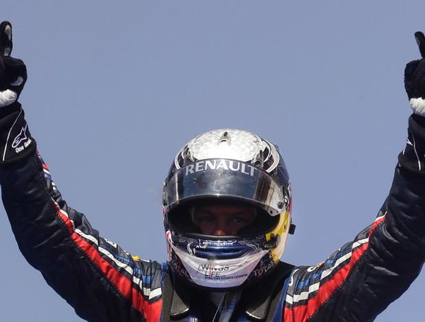 Vettel GP de Valência (Foto: Reuters)