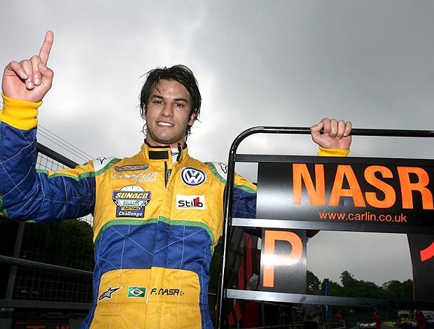 Felipe Nasr Fórmula 3 Inglesa (Foto: Divulgação)