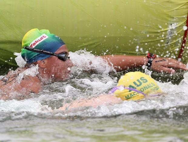 Ana Marcela Cunha, maratona aquática (Foto: Agif / Divulgação)