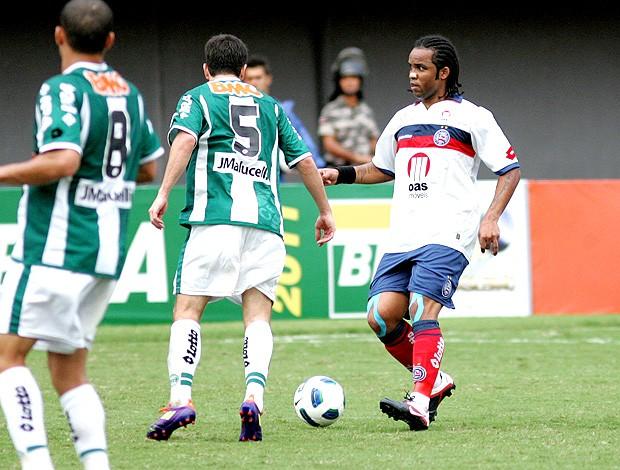 carlos alberto bahia william coritiba (Foto: Wesley Santos / Agência Estado)