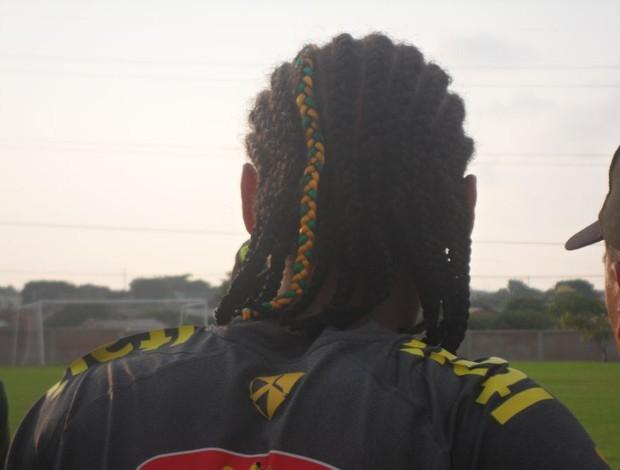 Alan Patrick, cabelo (Foto: Victor Canedo / Globoesporte.com)