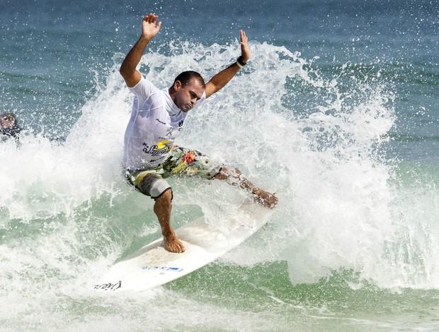 surfe Victor Ribas Mundial Masters Arpoador (Foto: Kelly Cestari/ASP)