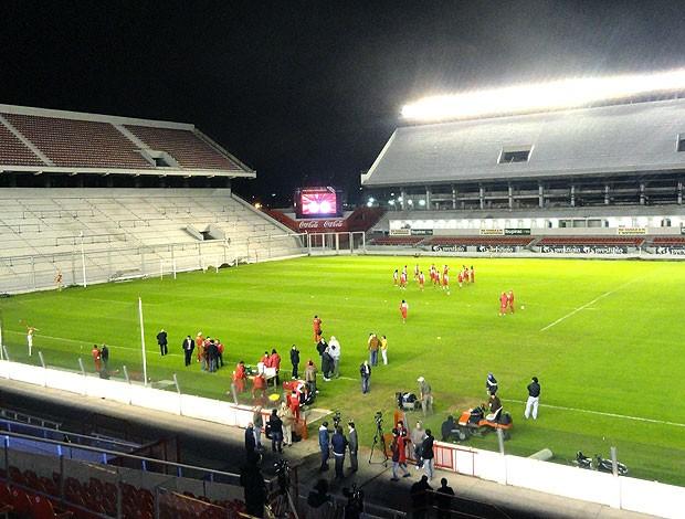 estádio Libertadores de América (Foto: Alexandre Alliatti / Globoesporte.com)