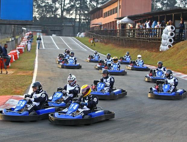 Barrichello Kart Day (Foto: Carsten Horst/Divulgação)