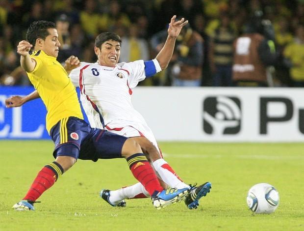 Colômbia 3 x 2 Costa Rica, Mundial Sub-20 (Foto: EFE)