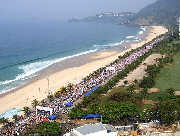 Aérea Meia Maratona do Rio (Foto: Marcos Viana / Divulgação )