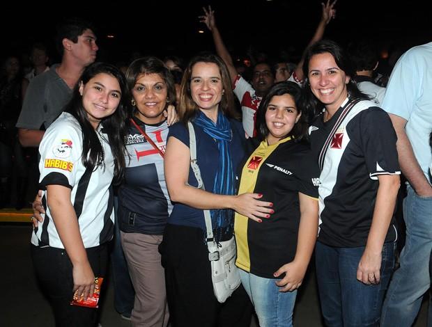 festa vasco   (Foto: André Durão/Globoesporte.com)