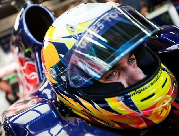 Jaime Alguersuari treino livre GP da Itália Monza STR (Foto: Getty Images)