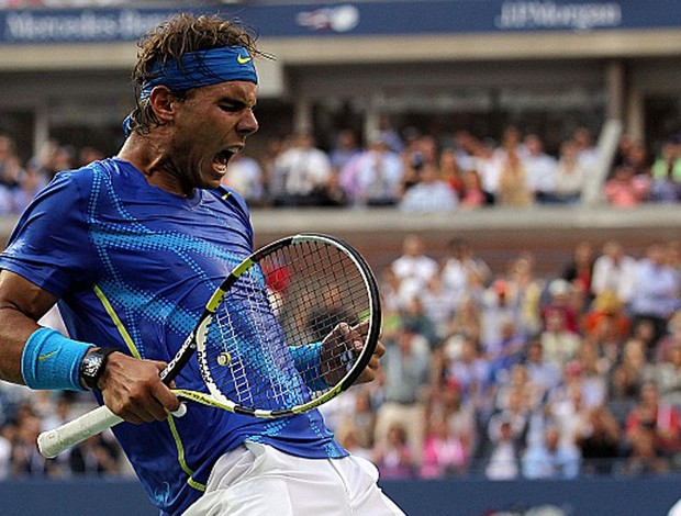 Rafael Nadal tênis US Open final (Foto: Getty Images)