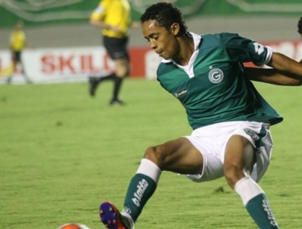 Felipe Amorim, meia do Goiás (Foto: Rosiron Rodrigues/Goiás E.C.)