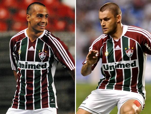 Martinuccio Rafael Sobis Fluminense (Foto: Photocâmera)