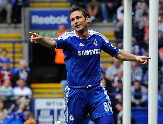 Lampard gol Chelsea (Foto: Reuters)