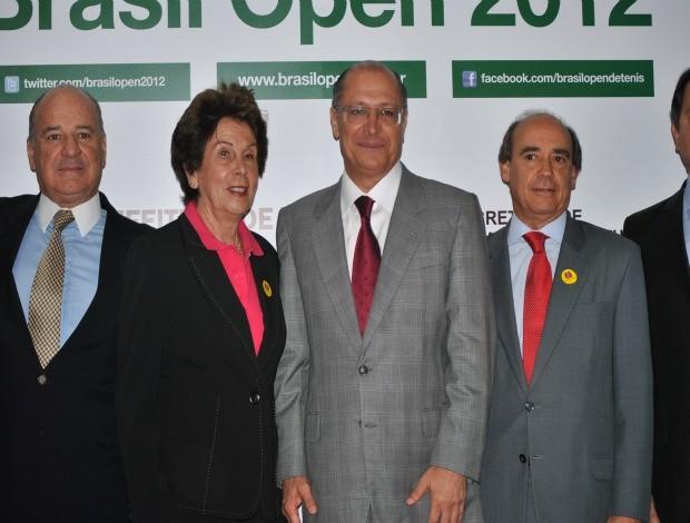 Brasil Open cerimônia São Paulo (Foto: João Gabriel Rodrigues / Globoesporte.com)