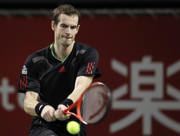 Andy Murray, ATP de Tóquio (Foto: Reuters)