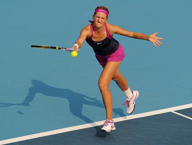 tênis azarenka wta de pequim (Foto: Agência AFP)