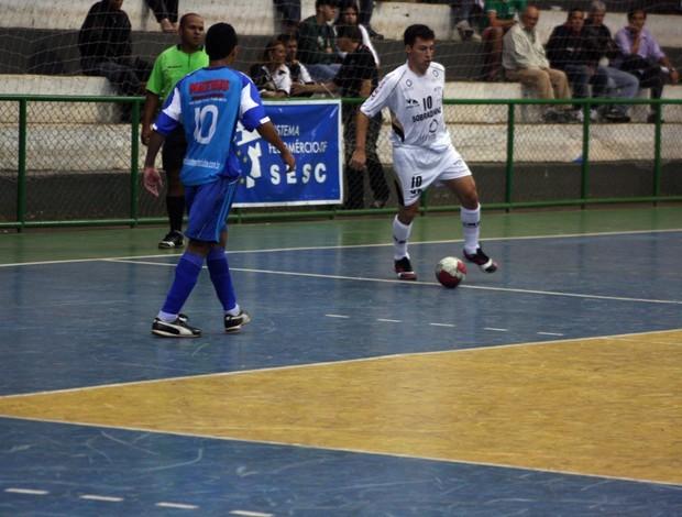 Dimba, futsal (Foto: Marcelo Parreira / Globoesporte.com)