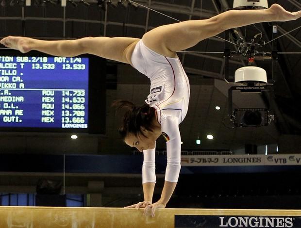 Catalina Ponor, Mundial de Tóquio (Foto: AP)