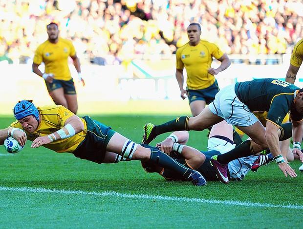 rugby james horwill australia mundial (Foto: Agência Reuters)
