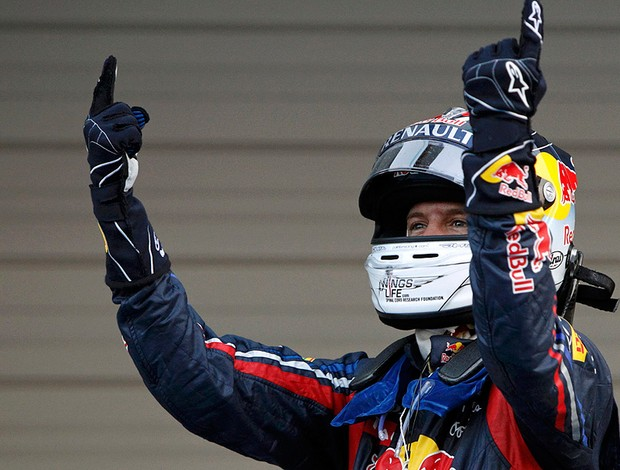 Vettel rbr gp do japão bicampeão (Foto: Agência Reuters)