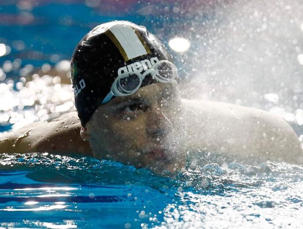 Natação - Cesar Cielo 100m livres Pan-Americano (Foto: Reuters)