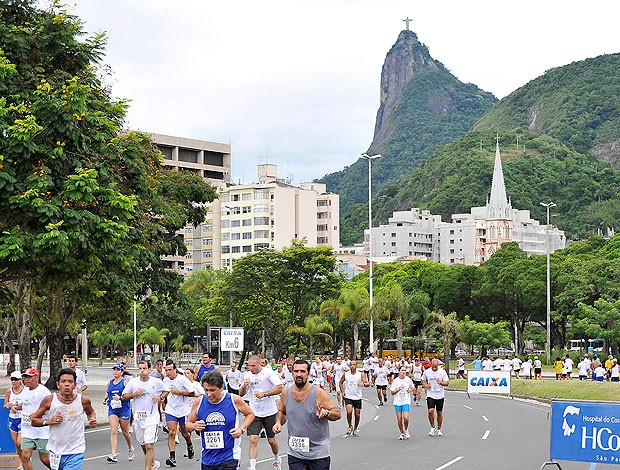 Corrida de rua 10K Rio (Foto: Sérgio Shibuya / ZDL)