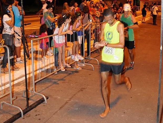 corrida de rua vegetariano (Foto: Arnon Gonçalves / Cinform)