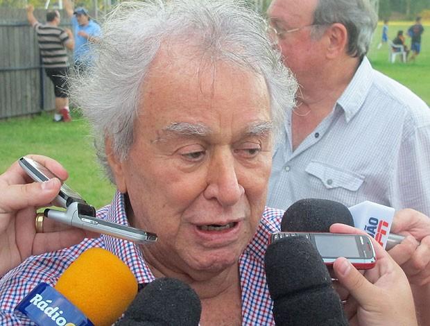 Juvenal Juvêncio (Foto: Marcelo Prado / Globoesporte.com)