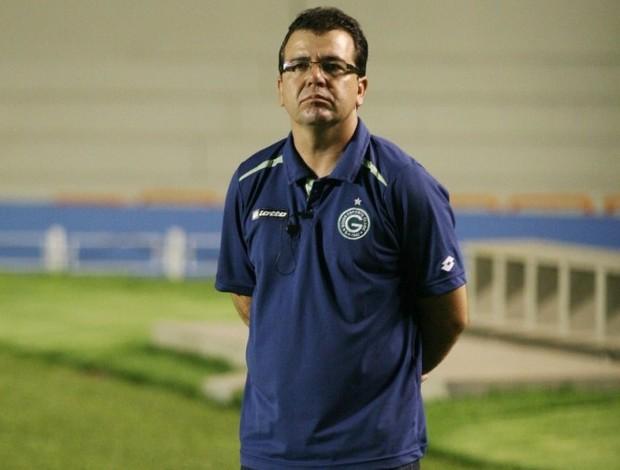 enderson moreira, técnico do Goiás esporte clube (Foto: Divulgação)