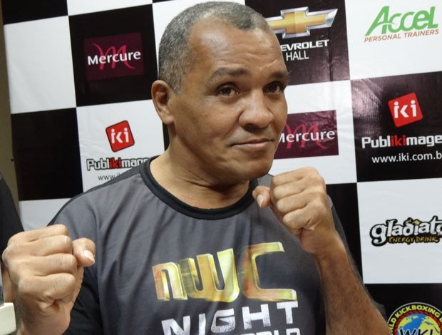 Luciano Todo Duro - NWC (Foto: Bruno Marinho/GloboEsporte.com)